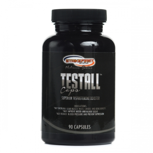 TESTALL™ Caps – Superior Testosterone Booster - road to